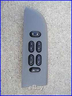03 06 Ford Expedition Driver Left Side Master Power Window Switch 04 05