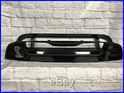 10-14 Ford Mustang Shelby GT500 Upper & Lower Grille GT500 Grill Conversion -SFK