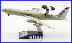 1200 INF200 USA Air Force Boeing E-3B Sentry (707-300) 552ACW With Stand