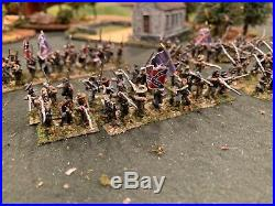 15mm Acw Confederate OG Painted