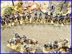 15mm Acw Union Cavalry OG Painted