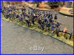 15mm Acw Union Infantry Battle Honors Painted