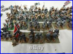15mm Painted ACW Confederate army