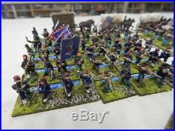 15mm Painted ACW Union army with wagons