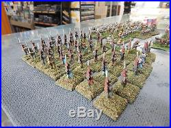 15mm painted AMERICAN CIVIL WAR CONFEDERATE INFANTRY