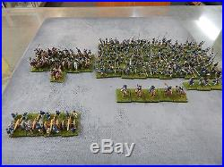 15mm painted AMERICAN CIVIL WAR Union Infantry, Cavalry and Artillery (set2)