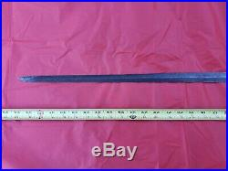 1850 Model American Militia officers sword with 3 Texas Stars on the grip