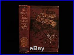 1892 Black Phalanx Negro Soldiers African-American Military Civil War Abolition