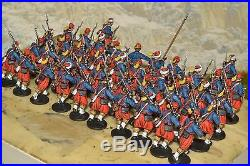 1/56 28mm DPS painted American Civil War 5th Zouaves, 1861-1865, Perry Miniatures