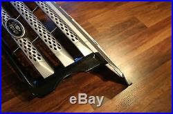 2006-2009 Range Rover Land Rover Hse Supercharged 3 Bar Grille 5h32-8138-abw