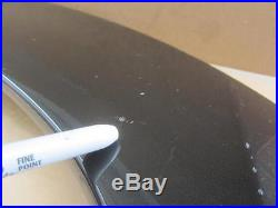 2013-2015 OEM Ford Fusion Rear Trunk Spoiler Lip Factory Painted Tuxedo Black