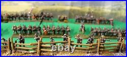 28mm ACW Confederate Army ProPainted