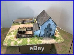 28mm, Painted Terrain, Barn, ACW, AWI &other Periods