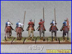 28mm Perry Miniatures War of the Roses WR 60 Light Cavalry 1450-1500 f78