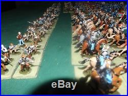 318 figure set of 1/72 scale miniatures for the American Civil War, hand painted