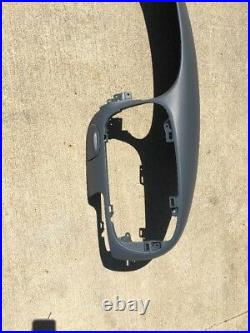 97-03 Ford F150 Expedition Upper Dash Pad Panel Bezel Gray 97-03 F150 Dash Gray