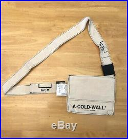 ACW A-Cold-Wall Canvas Shoulder Bag Ships Immediately