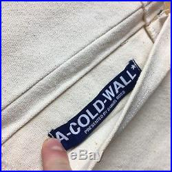 A COLD WALL ACW LARGE Utility Bag Supreme Condition