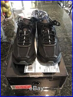 A COLD WALL X NIKE ZOOM VOMERO 5 TRAINERS in BLACK ACW US 11 sneakers