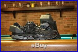 A COLD WALL X NIKE ZOOM VOMERO 5 TRAINERS in BLACK ACW US 13 sneakers