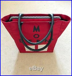 A-COLD-WALL tote BAG modern AW19 runway LARGE unisex LEATHER canvas ACW £1200