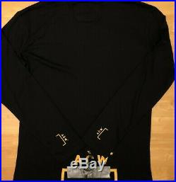 A Cold Wall ACW Black Long Sleeve Size L Ships Immediately