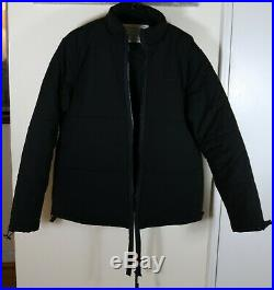 A Cold Wall ACW Classic Core Puffer Jacket Size Medium Black Brand New