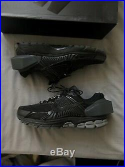 A Cold Wall ACW Nike Zoom Vomero 5 Black/Anthracite Uk11
