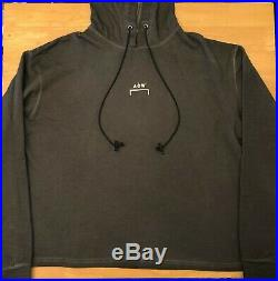 A Cold Wall ACW Stone Grey Hoodie Size M Ships Immediately