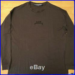 A Cold Wall ACW Stone Grey Long Sleeve Size XL Ships Immediately