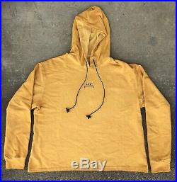 A Cold Wall ACW Yellow Hoodie Size XL Ships Immediately