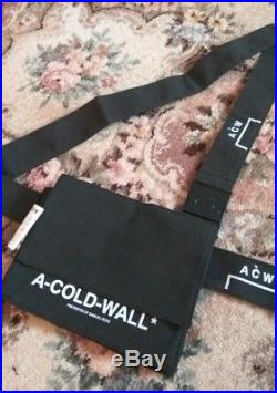 A Cold Wall ACW utility holster satchel shoulder bag
