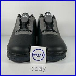 A Cold Wall ACW x Nike Air Force 1 AF1 Low'Black' Size 11.5 BQ6924 001