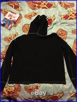 A-cold-wall A Cold Wall Acw extra large xl l Hood Hoodie Hoody Black Brand New