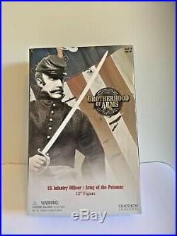 Action Figure 1/6th Scale, American Civil War, Sideshow Brotherhood of Arms