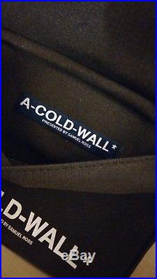 Acw A Cold Wall Canvas Utility Holster Pouch Shoulder Satchel Bag Large