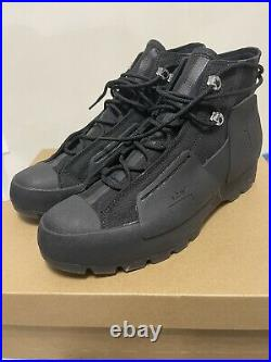 Acw Converse A Cold Wall Brand New With Box Under Retail Mens Size 9.5 Black