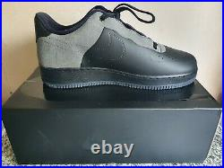 Air force 1 low X ACW A-Cold-Wall Uk Size 9.5 Black