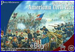 American CIVIL War Battle In A Box Perry Miniatures Acw Sent 1st Class