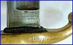 American CIVIL War M 1840 Ames Cavalry Mounted Artillery Sword Dated 1864