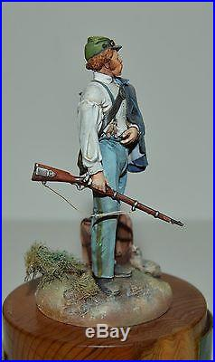 American Civil War 1st U. S. Sharpshooters, 1863 Painted by K. Englecow