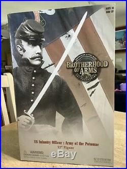 American Civil War Brotherhood in Arms Sideshow 1/6 Scale US Infantry Officer