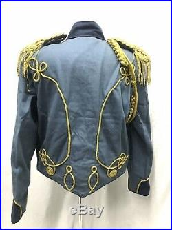 American Civil War Gold Hussar Officers Jacket 42,44,46Epaulettes, Aguil