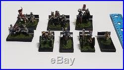 American Civil War Hand Painted Miniature Union & Confederacy Army 893 models