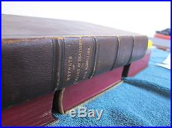 American Civil War Military Operations Reports of Rebellion Full Leather 1874