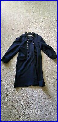 American Civil War Union Double Breasted Frock Coat 52