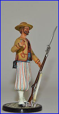 American Civil War Wheat's Louisiana Tiger Painted by Jean Abell (54MM)