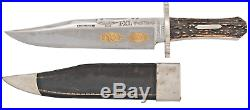 Antique American CIVIL War Style Massive Huge English IXL Bowie Knife Italy Pre