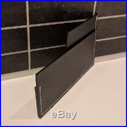 BRAND NEW A-Cold-Wall ACW Black Leather Card Holder By Samuel Ross