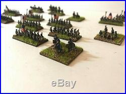 Baccus 6mm American Civil War Union Army, Well Painted